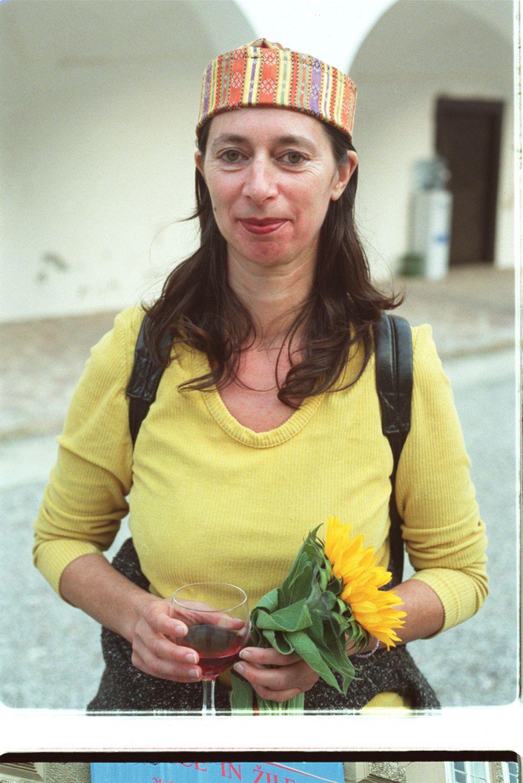 Berem ... Barbara Borčić
