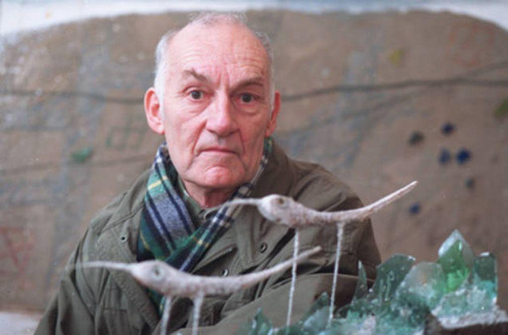Deloskop izpostavlja: Vladimir Makuc razstavlja v Ljubljani