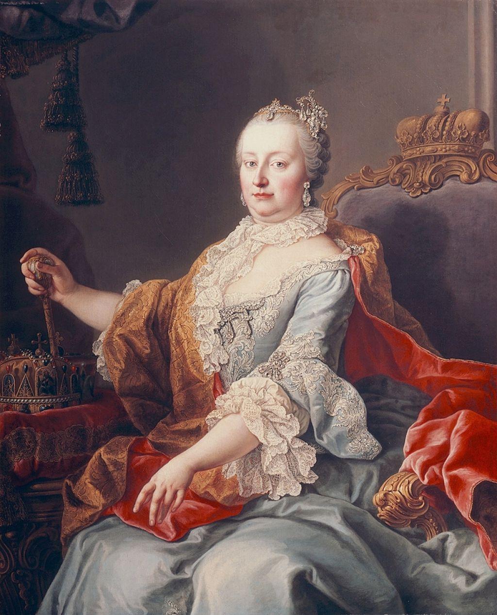 Nekdanja prva dama Evrope letos »praznuje« 300 let