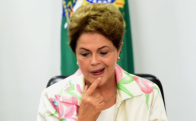 TOPSHOTS-BRAZIL-ROUSSEFF