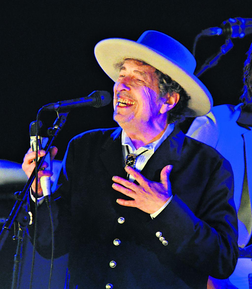 Bob Dylan in večer slabe karme