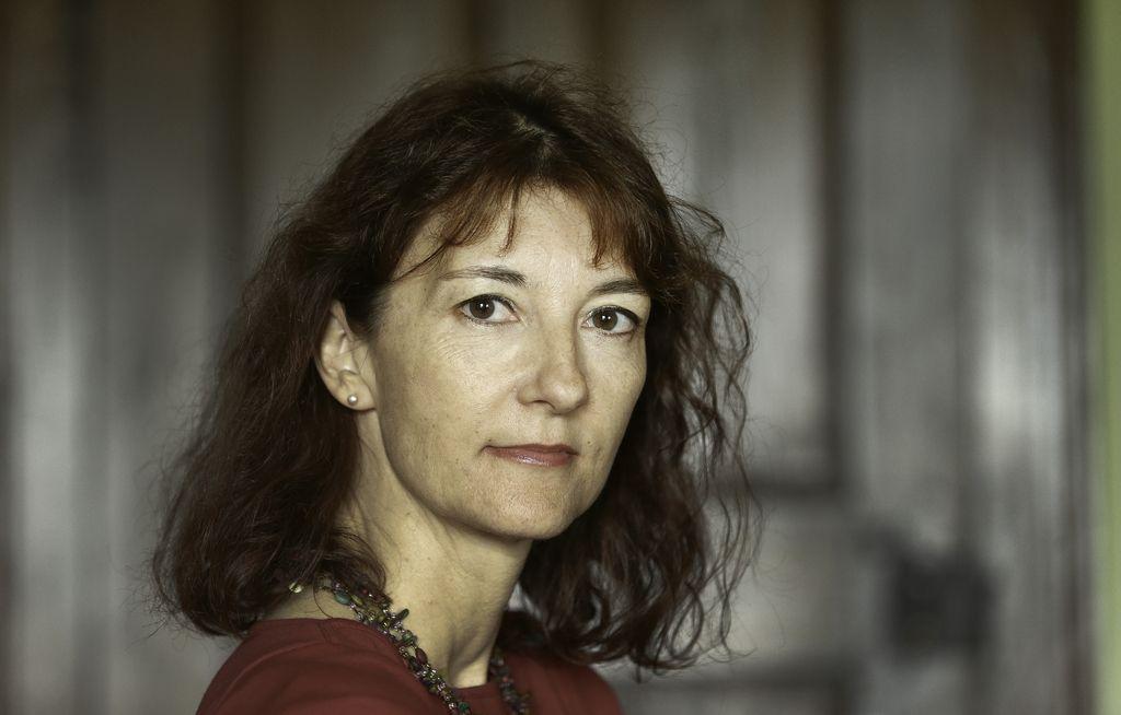 Veronika Simoniti: Odstranjevanje odvečnih nanosov