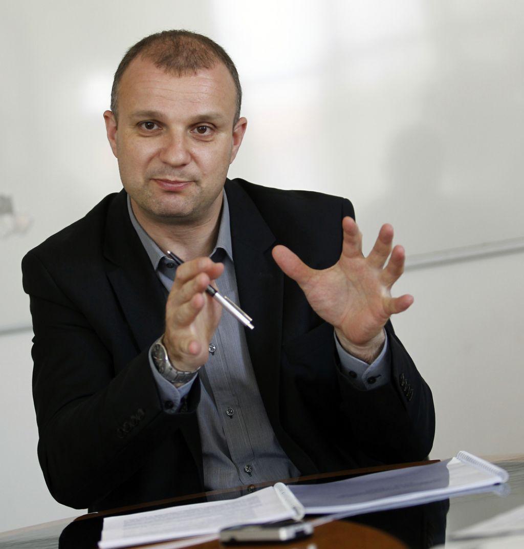 Cantarutti: Intenzivno si prizadevamo za zagotovitev pogojev za Magno