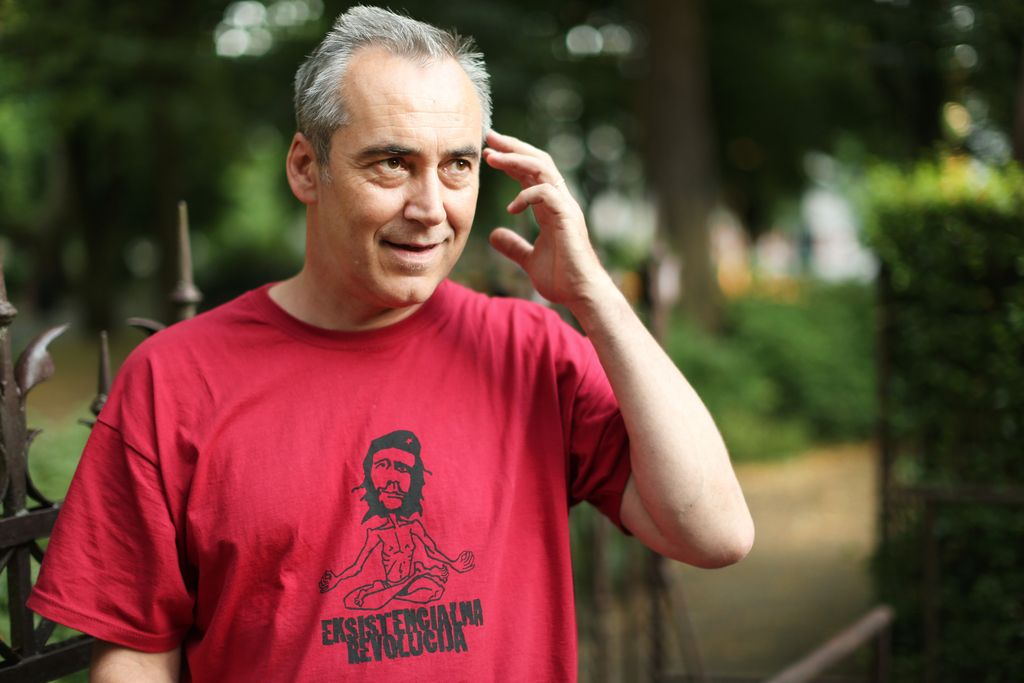 Vprašalnik Ljubljanapolisa: Tudi filozofi se radi vračajo k nam