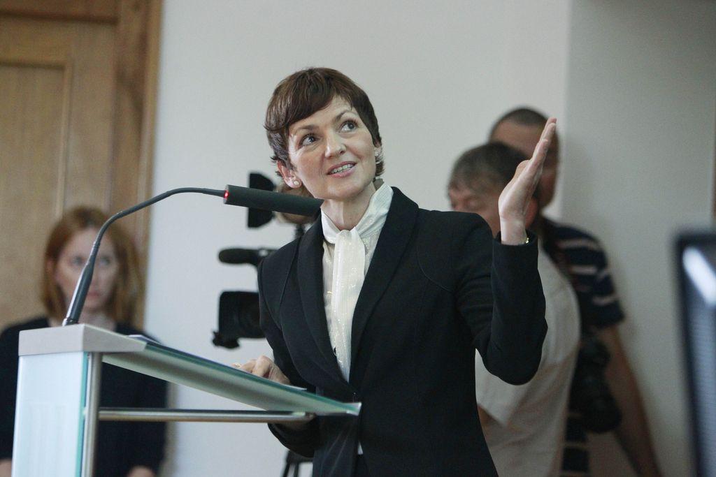 Preglova nagrajenka dr. Iva Hafner Bratkovič