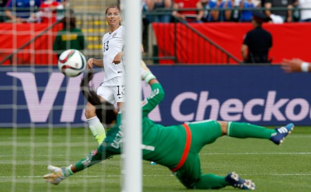 FOI-WOM-UNITED-STATES-V-COLOMBIA:-ROUND-OF-16---FIFA-WOMEN'S-WOR