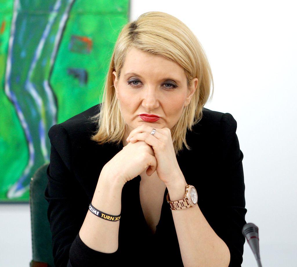 Portret tedna: Vesna Györkös Žnidar