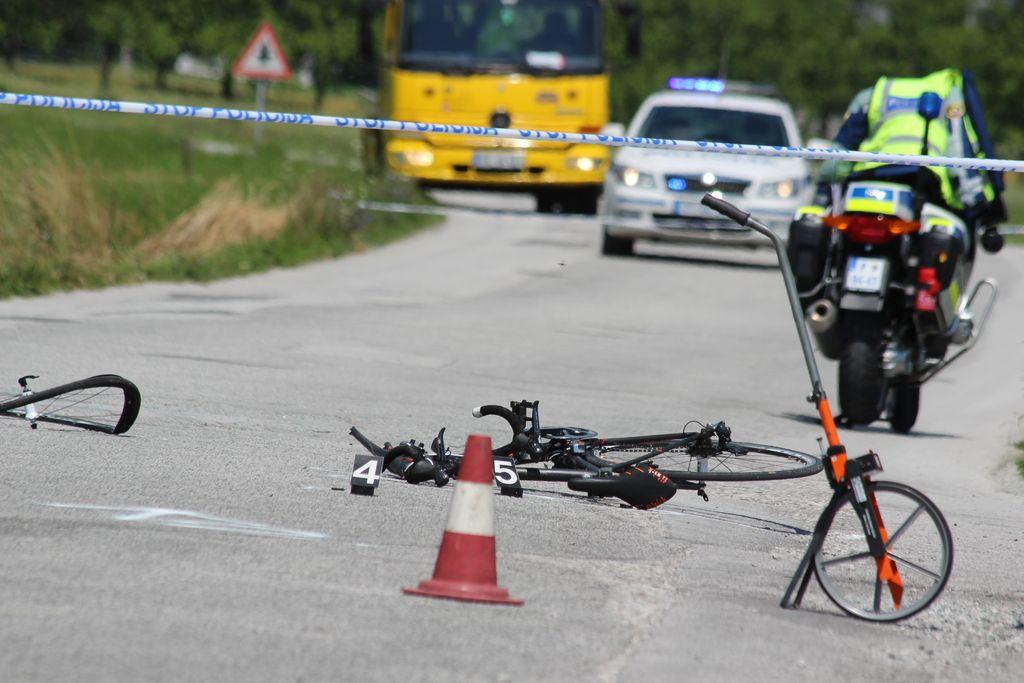 Lani 12 odstotkov smrtnih žrtev v prometu kolesarjev