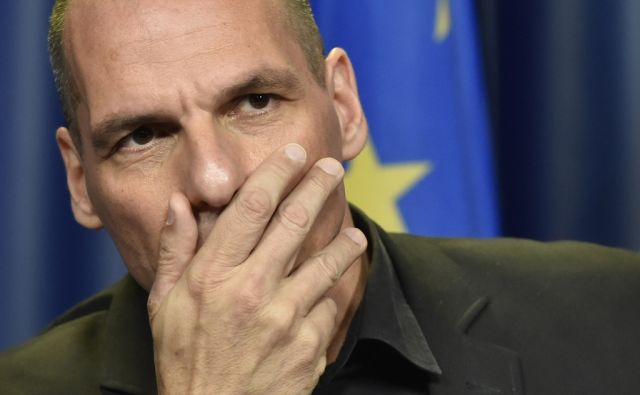 BELGIUM-GREECE-EU-BAILOUT-REFERENDUM-VAROUFAKIS-RESIGN-FILES