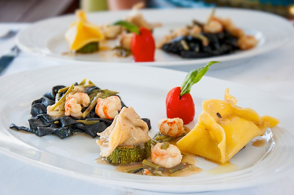 Nedelo izbira: Restavracija Primorka, Strunjan