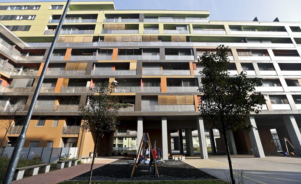Po novem letu naprodaj še 51 stanovanj v Celovških dvorih