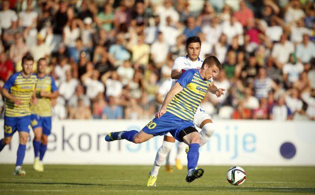 NOGOMET Koper - Hajduk