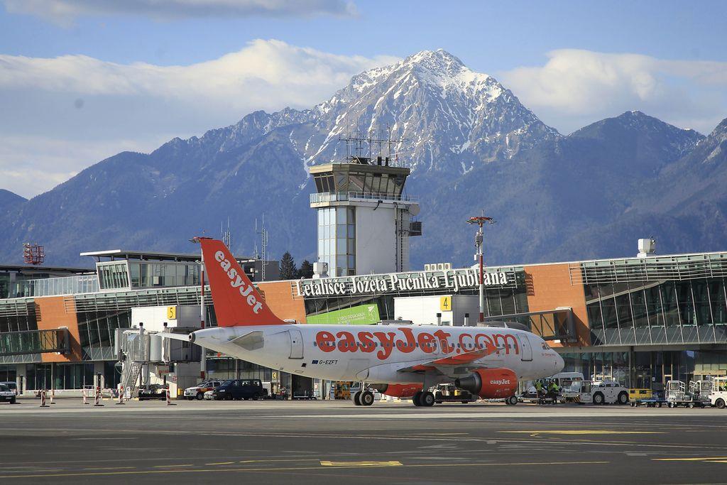 Easyjet povečuje število letov iz Ljubljane