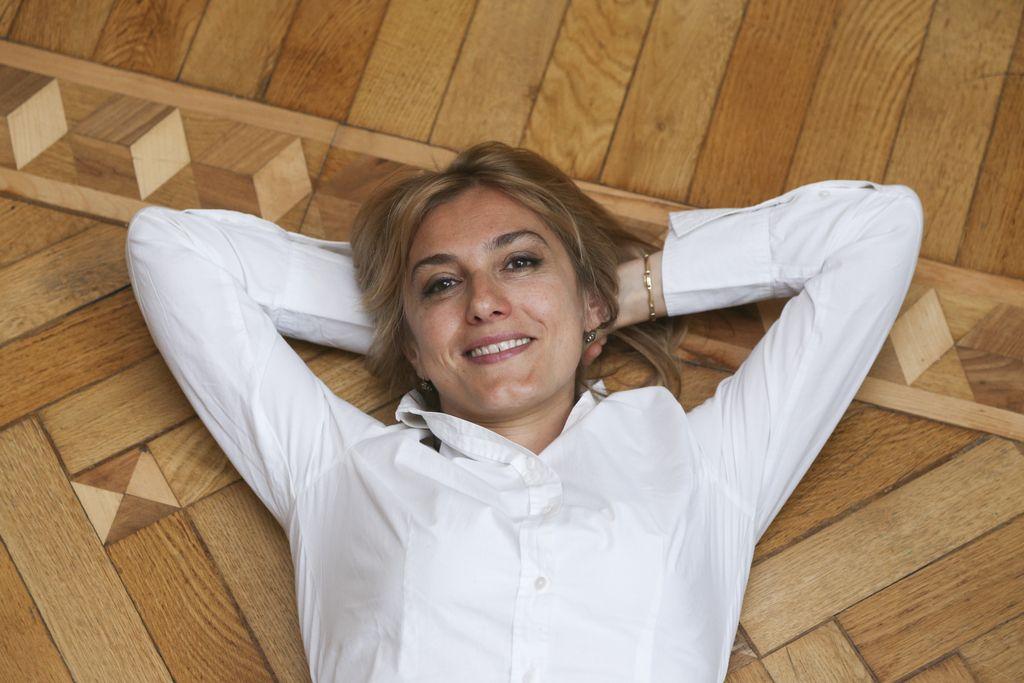Cristina Battocletti: Čedad je moje skrivnostno mesto.  Mesto v meni