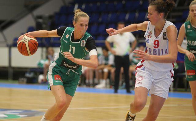Košarka ženske U18