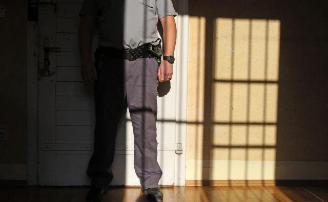 Ženski zapor na Igu 23.decembra 2014