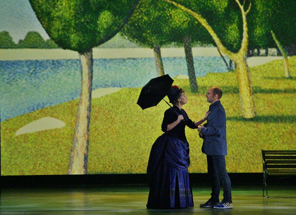 Sodobno slovensko gledališče je relativno živo, ustvarjalno in relevantno