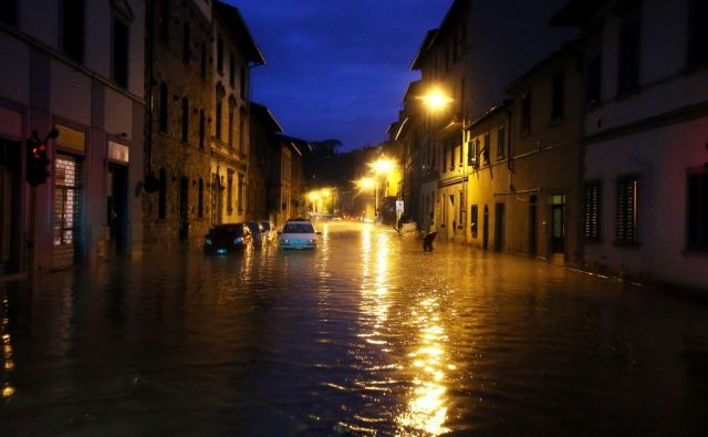 ITALY-FLORENCE-WEATHER