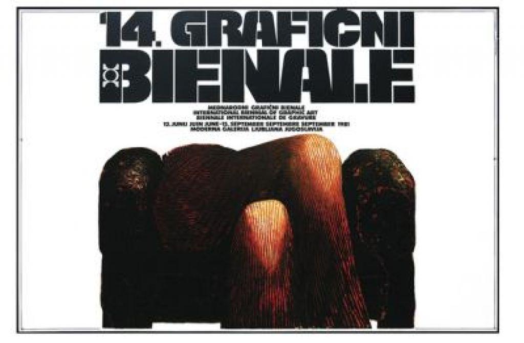 Deloskop izpostavlja: Ljubljanski grafični bienale skozi plakat