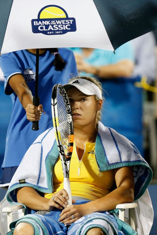 Lepchenkova v Stanfordu šokirala Wozniackijevo