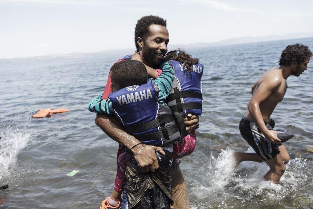V Sredozemlju druga faza operacije proti tihotapcem ljudi