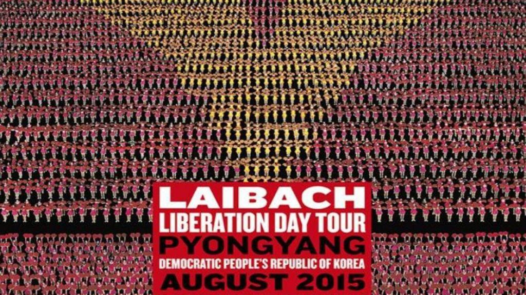 Otročji razlogi cenzure Laibachov v Severni Koreji