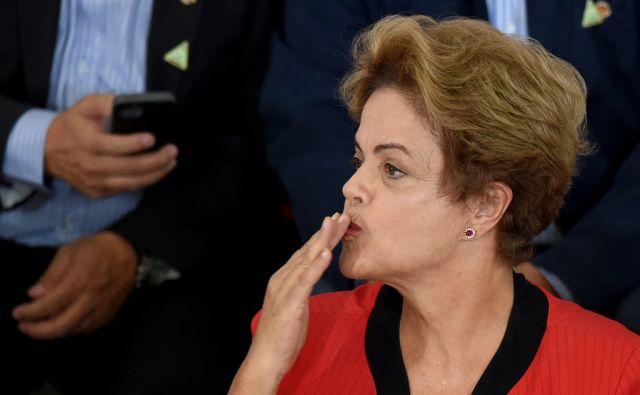BRAZIL-ROUSSEFF-SOCIAL-MOVEMENTS-MEETING