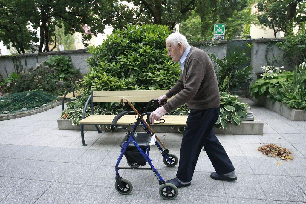 Najstarejši Slovenec: Več kakor iz knjig sem se naučil iz lastnega življenja