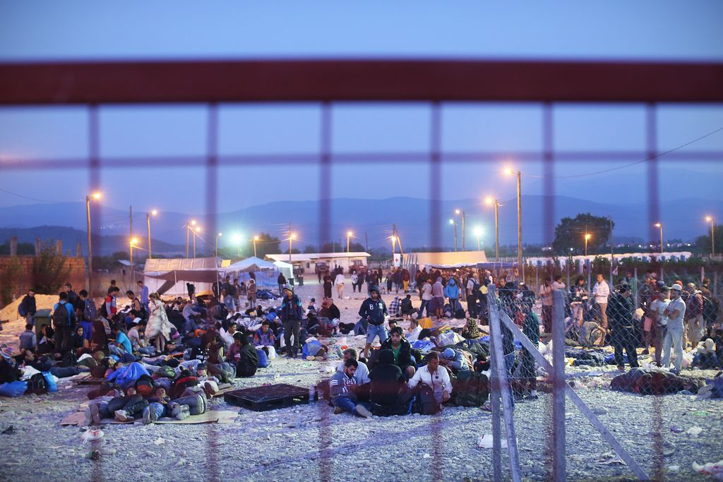 Oda radosti na makedonsko-grški meji