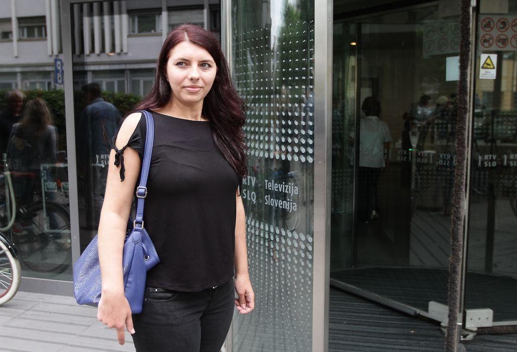 Uredništvo RTVS obsodilo sovražne komentarje proti Jeleni Aščić