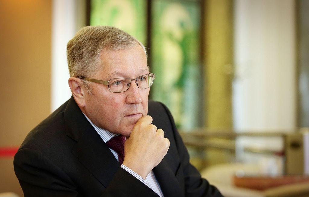 Klaus Regling: Bolje vemo, kaj v Evropi deluje in kaj ne