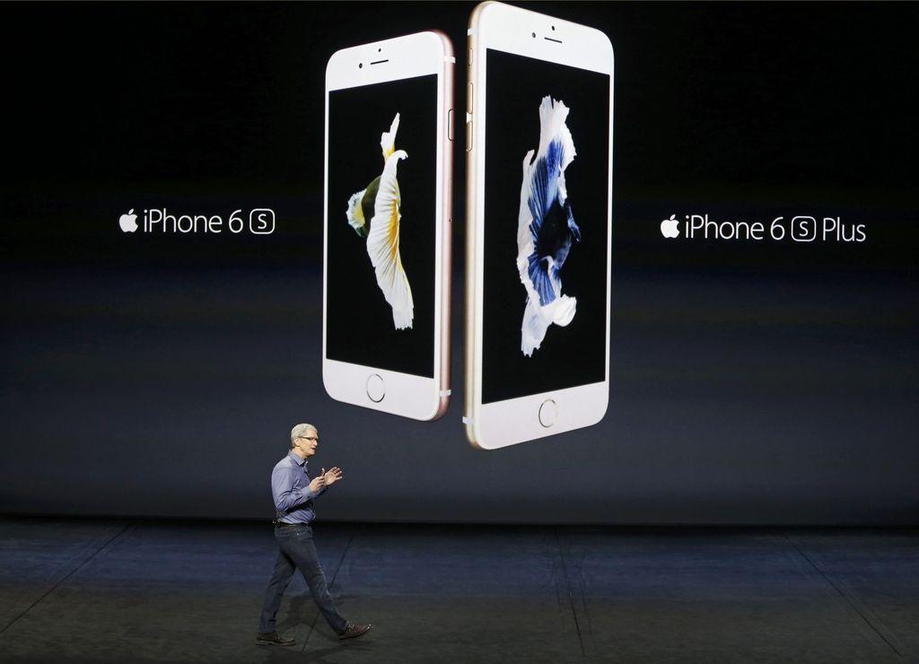 Apple predstavil povečano različico ipada in druge novosti