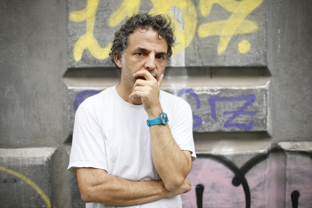 Etgar Keret: Zame je umetnost edino varno mesto v tem ponorelem svetu