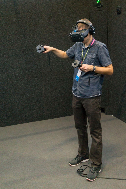 HTC vive pričara najbolj realistično navidezno resničnost