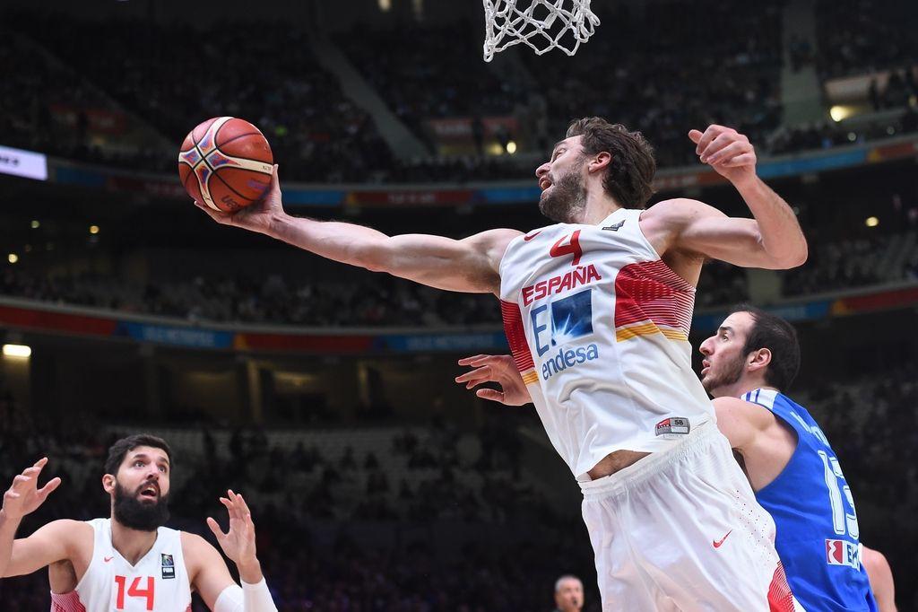 Eurobasket: Španci in Francozi prvi polfinalisti