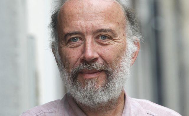 Višji znanstveni sodelavec, docent. dr. Matej Gabrovec. V Ljubljani 14.9.2015[znanost,geografija]