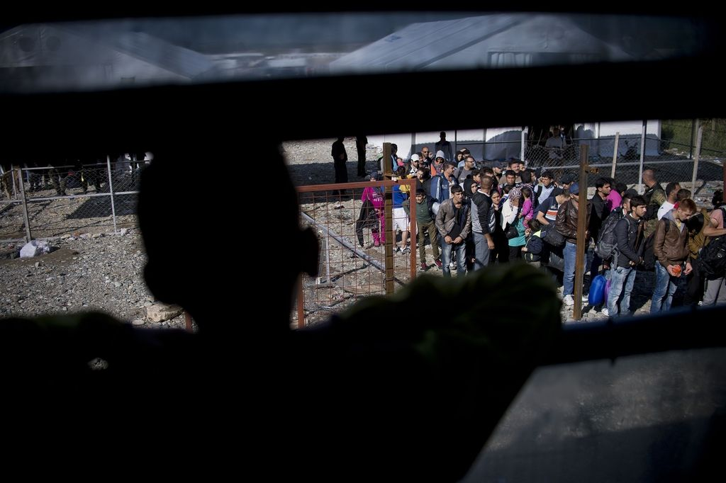 Nepričakovano zaprli nikogaršnje ozemlje med Makedonijo in Grčijo