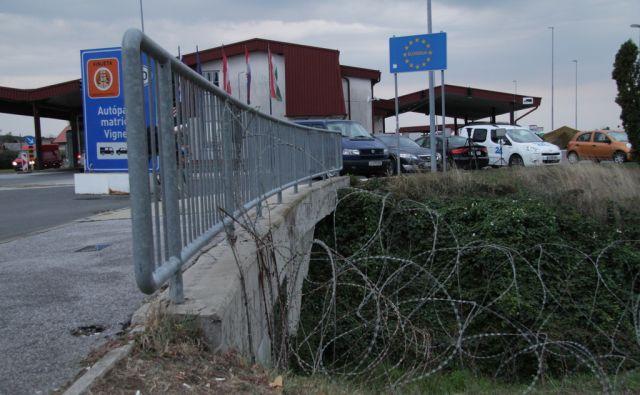 madžarska ograja Dolga vas