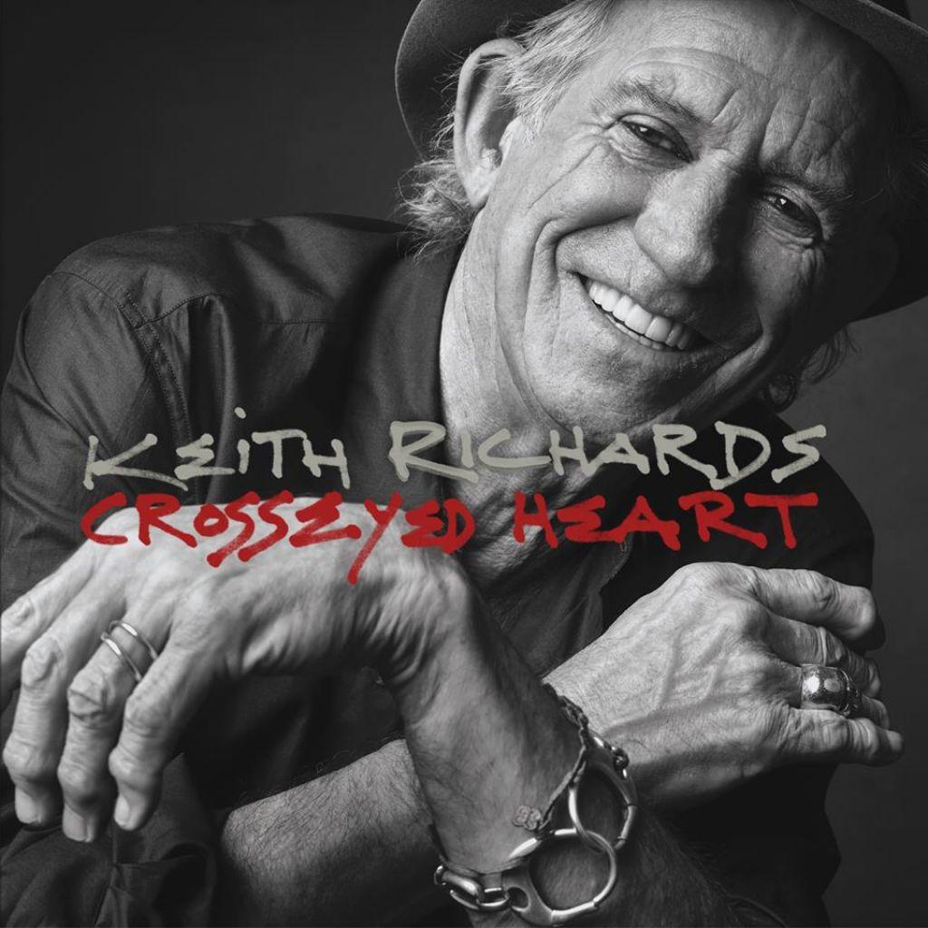 Album tedna: Keith Richards, Crosseyed Heart