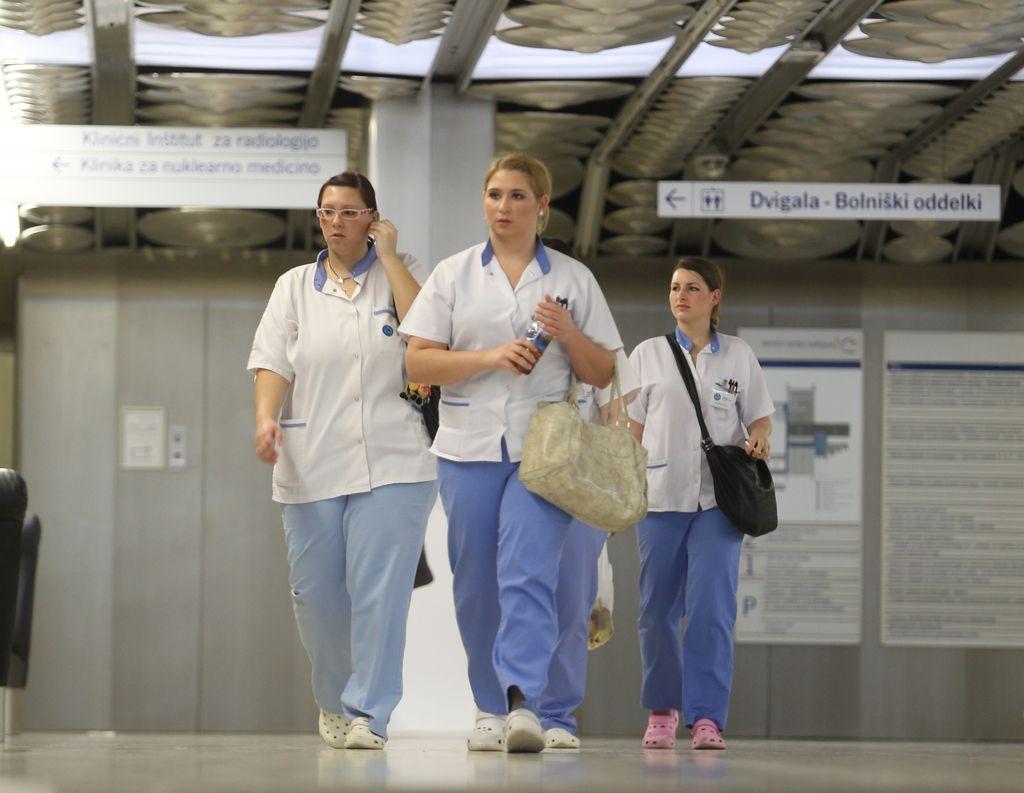 Medicinskim sestram dolžni sedem milijonov evrov