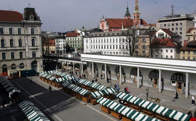 SLOVENIJA,LJUBLJANA,29.3.2010. PRESERNOV TRG.  FOTO:MAVRIC PIVK/DELO