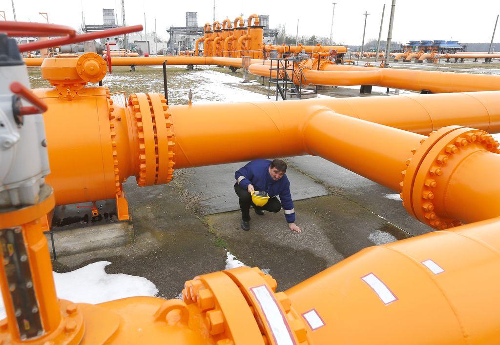 Rusija-Ukrajina: Ko pritisne zima, se vse vrti okoli plina