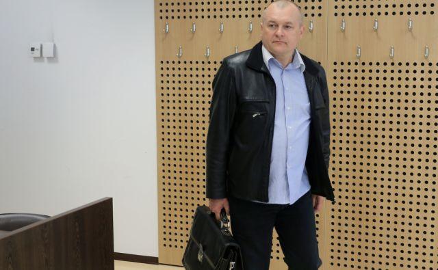 Franc Kangler na sodišču, 13.4.2015, Maribor