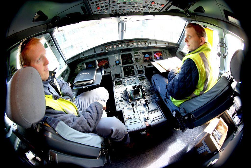 Akcijski načrt za varno letenje