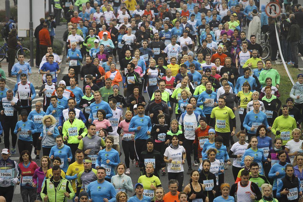 Ljubljanski maraton bo spet rekorden