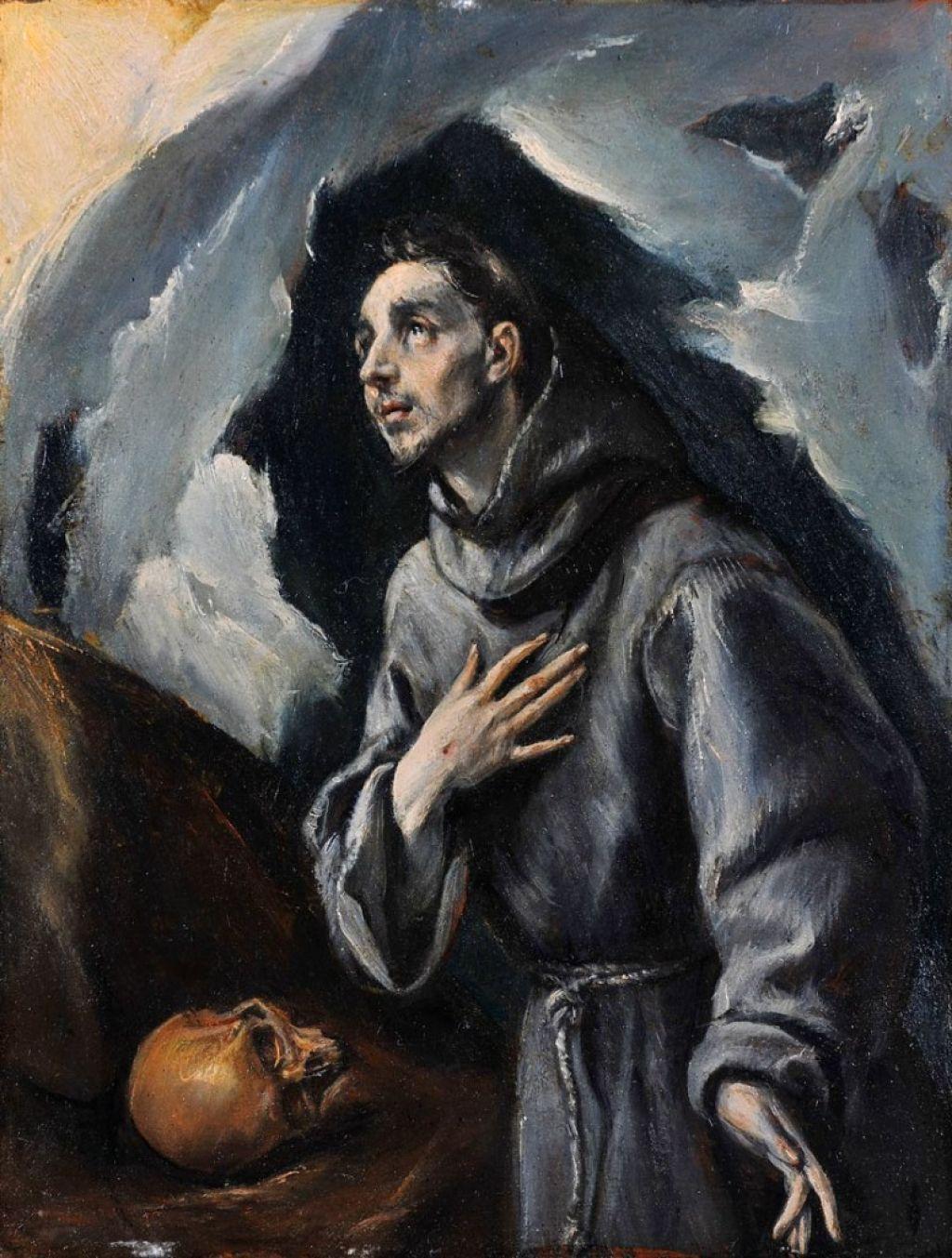 El Grecova italijanska leta na ogled v Trevisu