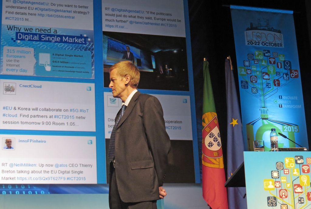 Znanost in prihodnost Evrope v digitalnem gospodarstvu