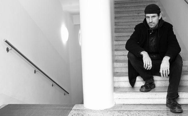 Matej Nahtigal režiser Ljubljana 26.10.2015 [režiser,film]