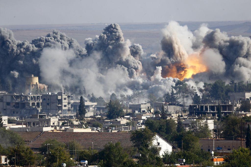 Blizu Damaska ubitih najmanj 45 ljudi