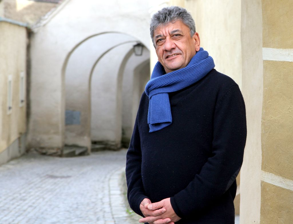 Najem Wali: Iz eksila vidiš več kot iz Bagdada